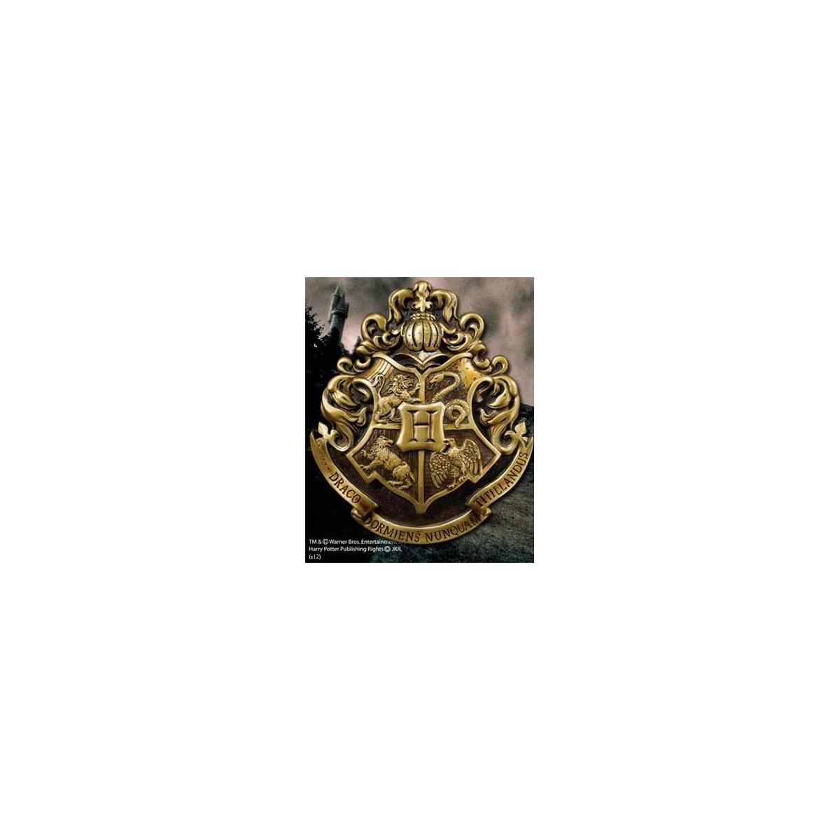 Harry potter d coration murale hogwarts school crest 28 for Decoration murale harry potter