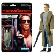 Terminator - Figurine ReAction Kyle Reese 10 cm