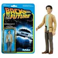 Retour vers le Futur - Figurine ReAction George McFly 10 cm