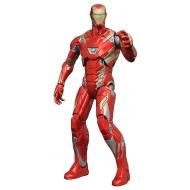 Captain America - Civil War Marvel Select figurine Iron Man Mark 45 18 cm