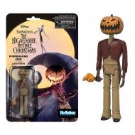 L'Etrange Noël de Mr. Jack - Figurine ReAction Pumpkin King Jack 10 cm
