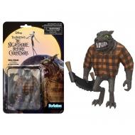 Etrange Noël de Mr. Jack, L´ - L´étrange Noël de Mr. Jack ReAction figurine Wolfman 10 cm