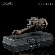 Warcraft - Réplique 1/6 Skullbreaker of Blackhand 20 cm