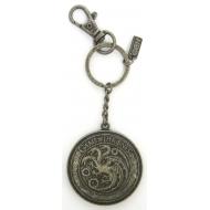 Game of Thrones - Porte-clés métal Targaryen Shield