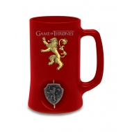 Game of Thrones - Chope 3D Rotating Lannister Black