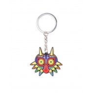 The Legend of Zelda - Porte-clés caoutchouc Majora's Mask 7 cm