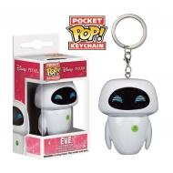Wall-E - Porte-clés Pocket POP! Vinyl Eve 4 cm
