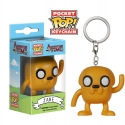 Adventure Time - Figurine Pocket Pop Porte Cle Jake 4cm