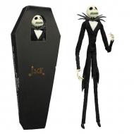 Nightmare Before Christmas - Figurine Jack Unlimited Coffin Ver !