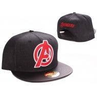 Avengers - Casquette baseball Logo The Avengers