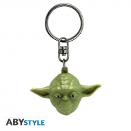 Star Wars - Porte-clés 3D ABS Yoda