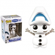 La Reine des Neiges - Olaf Upside Down 9cm Exclu Version