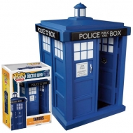 Doctor Who - POP Vinyl 227 15cm Oversized Tardis !