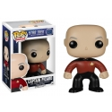 Star Trek Next Gen - Figurine Pop Captain Picard 9cm