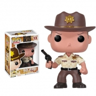 The Walking Dead - Figurine POP! Sherrif Rick Grimes