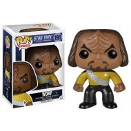 Star Trek Next Gen - Figurine Pop Worf 9cm