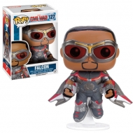 Marvel - POP Vynil 127 Falcon Civil War !