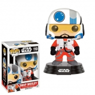 Star Wars EP VII - Figurine POP! Snap Wexley