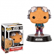 Star Wars Ep VII - Figurine POP! Maz Kanta No Glasses Edition limitée