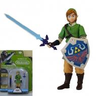 Nintendo - Figurine + accessoire Link 10cm blister x1