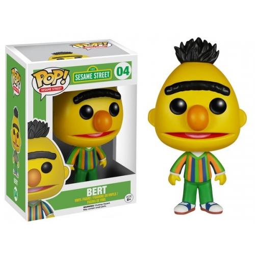 Sesame Street - Figurine Pop Bert 10cm