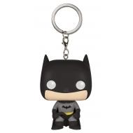 Batman - DC Comics porte-clés Pocket POP! Vinyl  Black 4 cm