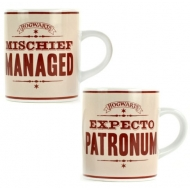 Harry Potter - Set tasses Espresso Espresso Patronum
