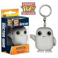 Doctor Who - Figurine Pocket Pop Porte Cle Adipose figurine 4cm