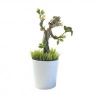 Les Gardiens de la Galaxie - Figurine végétalisée Grow and Glow Groot 18 cm