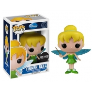 Peter Pan - Figurine Pop Fée Clochette Pixie Dust 9cm Exclu Hot Topic