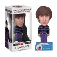 The Big Bang Theory - Figurine Wacky Wobbler Bobble Head Howard 15 cm