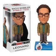 The Big Bang Theory - Figurine Wacky Wobbler Bobble Head Leonard 15 cm