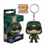 Arrow - Porte-clés Pocket POP! Vinyl 4 cm