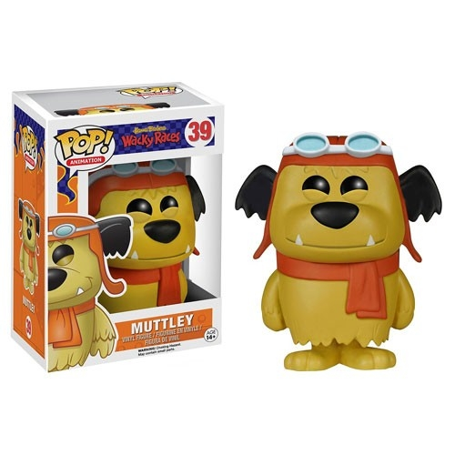 Hanna Barbera - Figurine Pop Diabolo 10cm
