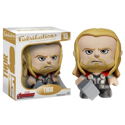 Marvel - Pelcuhe Fabrikations Thor 14cm