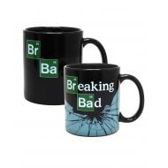 Breaking Bad - Mug décor thermique Logo