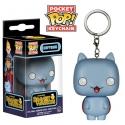 Bravest Warrior - Figurine Pocket Pop Porte Clé Catbug 4cm