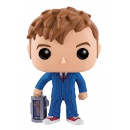 Doctor Who - Figurine POP! 10th Doctor avec main 9 cm
