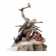 Assassin's Creed III - Statuette Connor The Last Breath 28 cm