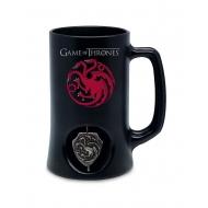 Game of Thrones - Chope 3D Rotating Targaryen Black