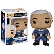 Battlestar Galactica - Figurine Pop Adama 9cm