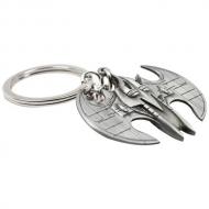 Batman - Porte-clés 1989 Batwing 6 cm