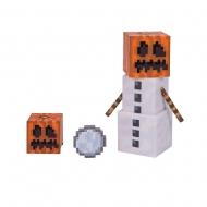 Minecraft - Figurine Snow Golem 8 cm