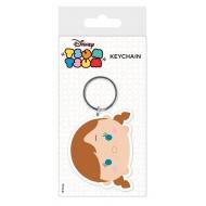 Disney - Tsum Tsum porte-clés caoutchouc Anna 6 cm