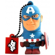 Marvel Comics - Clé USB Captain America 16 GB