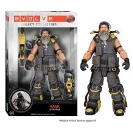 Evolve - Figurine Legacy Collection Hank 15cm