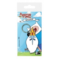 Adventure Time - Porte-clés caoutchouc Ice King 6 cm