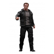 Terminator Genisys - Figurine Movie Masterpiece 1/6 T-800 Guardian 32 cm