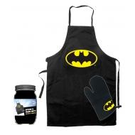 Batman - Tablier avec Gant Logo