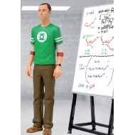 The Big Bang Theory - Figurine Sheldon Cooper 18 cm